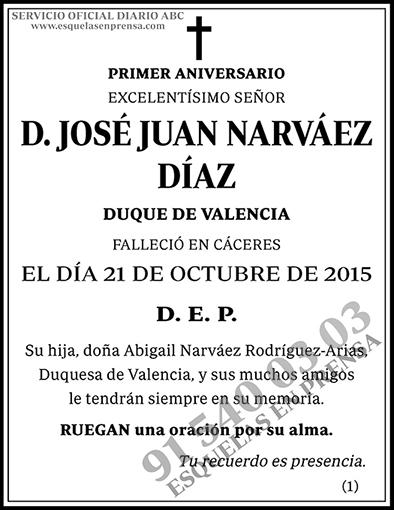 José Narváez Díaz
